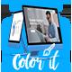 Color it - Desktop Presentation - VideoHive Item for Sale
