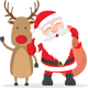 Jingle Bells Christmas Logo