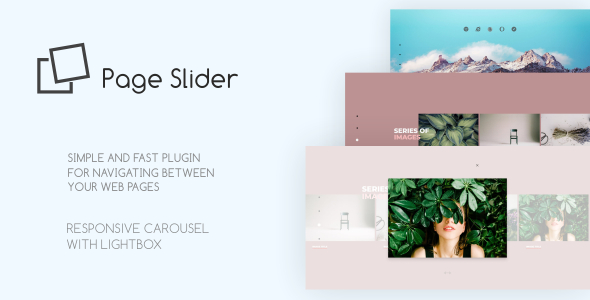 Page Slider Responsive Javascript Plugin Download