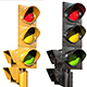 Traffic Light Iron Rust - GraphicRiver Item for Sale