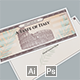 Gift Certificate - GraphicRiver Item for Sale