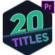 Professional Titles - VideoHive Item for Sale