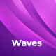 Waves Backgrounds - GraphicRiver Item for Sale