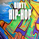 Funk Hip-Hop Commercial Logo