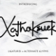 Xathoksuek // Awesome Signature Font - GraphicRiver Item for Sale