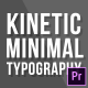 Kinetic Typography | MOGRT - VideoHive Item for Sale