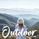 Outdoor Lightroom Presets Collection - GraphicRiver Item for Sale
