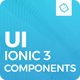 Ionic 3 UI Theme/Template App - Material Design - Blue Light - CodeCanyon Item for Sale