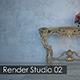 Render Studio 02 - 3DOcean Item for Sale