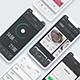 Keira UI Kit - Mobile Health & Fitness App UI kit - GraphicRiver Item for Sale