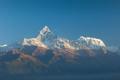 Machapuchare and Annapurna Range - PhotoDune Item for Sale
