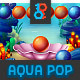 Full Aqua Bubble Shooter GUI Asset - GraphicRiver Item for Sale