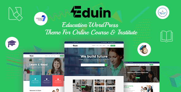 Eduin - Online Course WordPress Theme