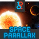 Space Parallax Background Asset and Maker - GraphicRiver Item for Sale