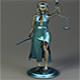 Themis statue - 3DOcean Item for Sale