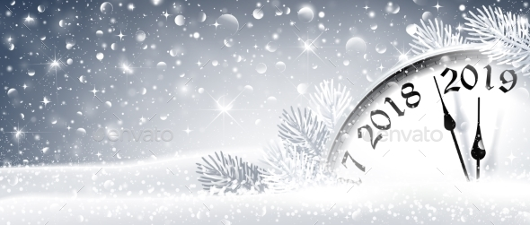 New Year's Eve 2019 Winter Celebration With Dial