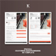 Provoli Customer Questionnaire A4 Template - GraphicRiver Item for Sale