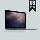 MacBook Retina Mockup - GraphicRiver Item for Sale
