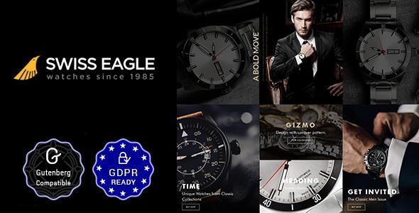 Swiss Eagle - WooCommerce Shop
