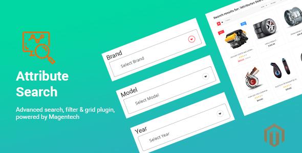 SM Attributes Search - Responsive Magento 2 Module