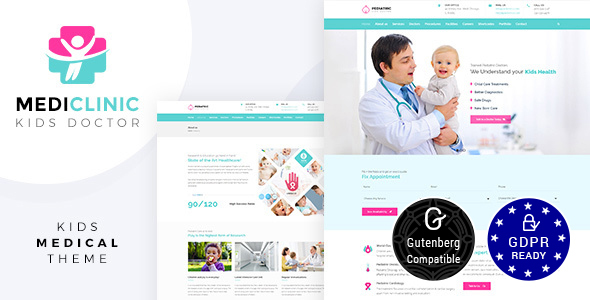 Medi Clinic | Medical Theme