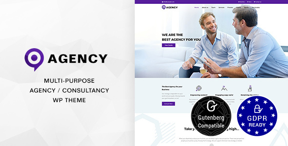 Agency | Creative Business Theme