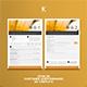 Epsilon Customer Questionnaire A4 Template - GraphicRiver Item for Sale