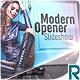 Modern Opener - Slideshow - VideoHive Item for Sale