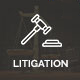 Litigation - Lawyers and Law Firm HTML Template - ThemeForest Item for Sale
