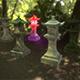 Stone Lantern Pack - 3DOcean Item for Sale