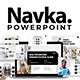 Navka PowerPoint Template - GraphicRiver Item for Sale