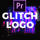 Glitch Logo Mogrt - VideoHive Item for Sale