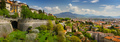 Panoramic View of Bergamo, Italy - PhotoDune Item for Sale