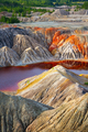 Nature Disaster, Lifeless Land with Polluted Water - PhotoDune Item for Sale