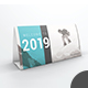 Desk Calendar Mockups - GraphicRiver Item for Sale