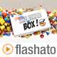 The White Box - VideoHive Item for Sale