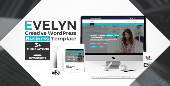 VG Evelyn – Multipurpose Business and Agency WordPress Theme Free Download