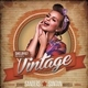Retro Party Flyer / Poster Vol 2 - GraphicRiver Item for Sale