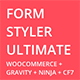 Form Styler Ultimate | Gravity Forms, Ninja Forms, CF7 (Contact Form 7), WooCommerce - CodeCanyon Item for Sale