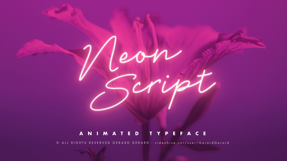 Font Video Effects & Stock Videos from VideoHive