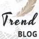 TrendBlog - Creative, Vintage & Elegant Blogging Theme - ThemeForest Item for Sale