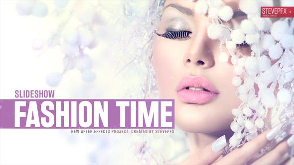 Luxury Fashion Time Slideshow