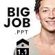 Big Job Powerpoint Presentation - GraphicRiver Item for Sale