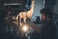 Mature mechanic at repair service station - PhotoDune Item for Sale