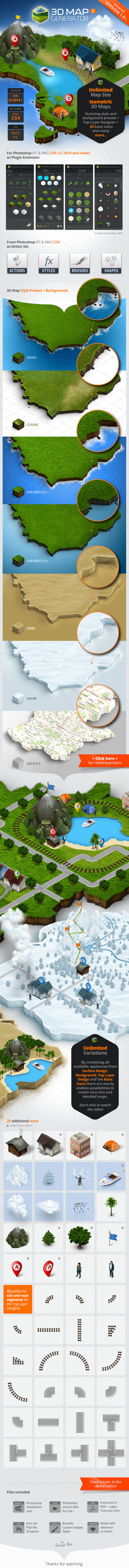 Web Graphics, Designs & Templates from GraphicRiver
