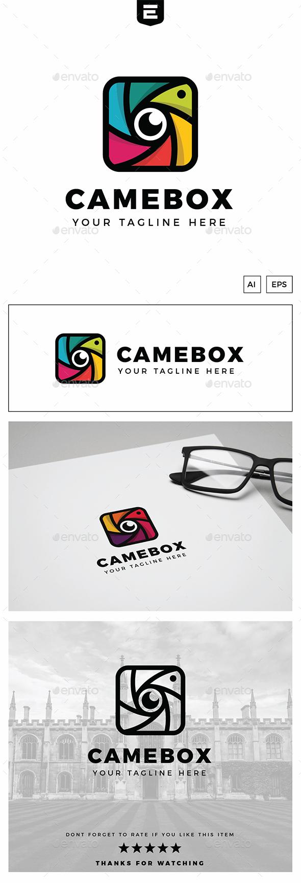 Camera Box Logo