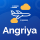 Angriya -  PSD Template for Travel Agent - ThemeForest Item for Sale