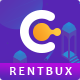 Rentbux - SaaS, Startup and Technology PSD Template - ThemeForest Item for Sale