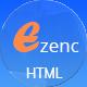 Ezenc - Digital Agency HTML Template - ThemeForest Item for Sale