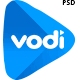 Vodi - Video Streaming and Magazine PSD Template - ThemeForest Item for Sale